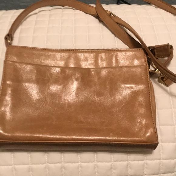 HOBO Handbags - Hobo Crossbody leather neutral